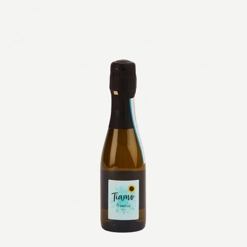 Tiamo Prosecco, Organic Grapes (20 cl.)