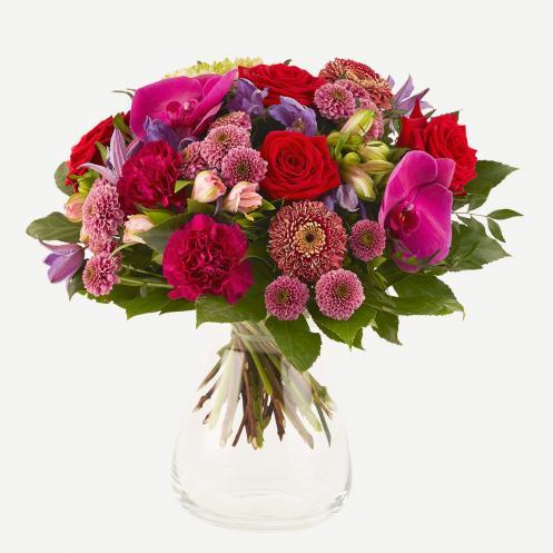 725ec4336 Blomster » Bestil blomster til enhver lejlighed | Interflora