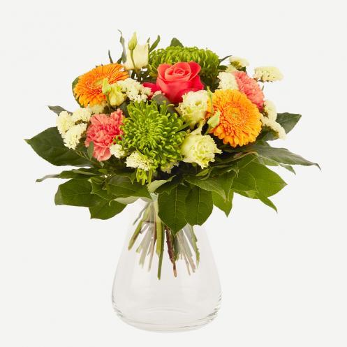 Afholte Blomsterbuket » Find flotte blomsterbuketter   Interflora VW-67